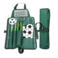 5PCS soccer Shape BBQ Tools Set