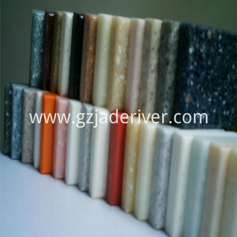 Colorful Artificial Stone