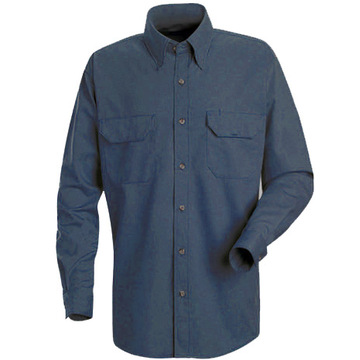 Poly-Cotton Acid Repellent Work Shirt