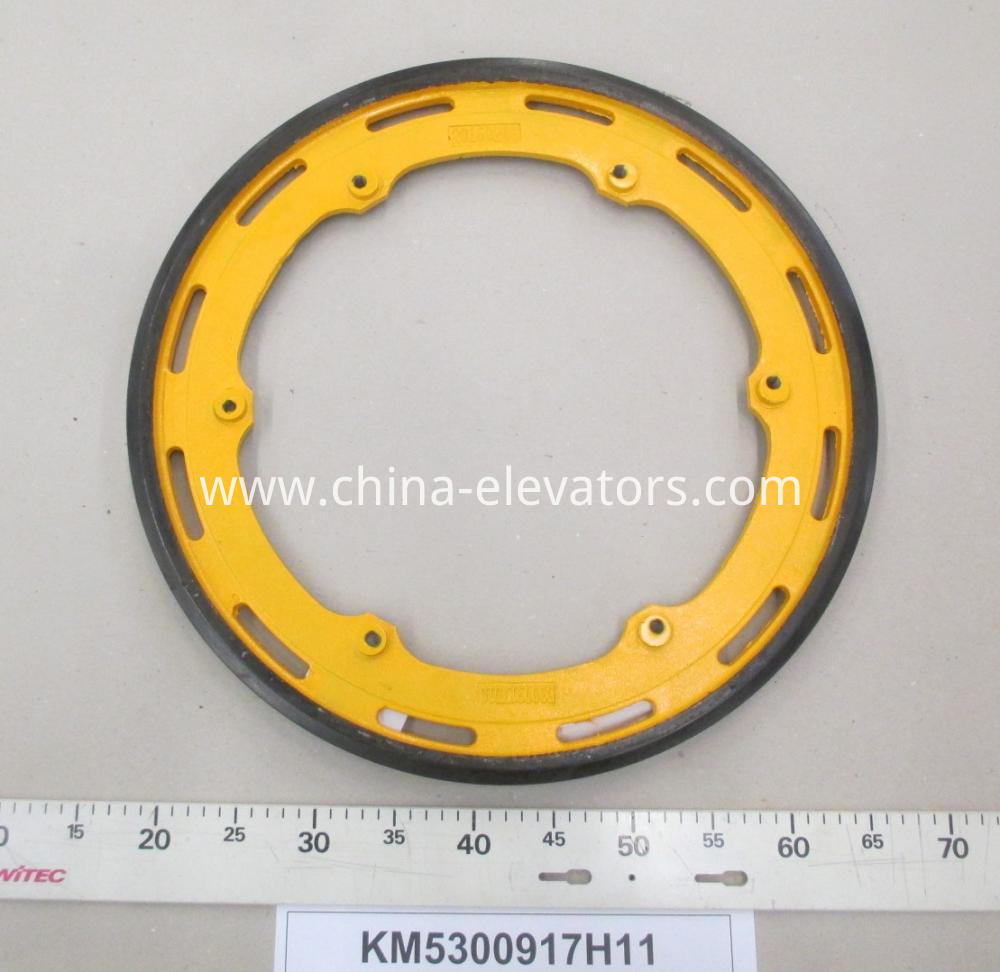 Handrail Drive Wheel for KONE Escalators KM5300917H11