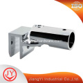 Hardware factory black metal for frameless shower hinge