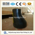 B16.9 A234WPB Carbon Steel Pipe fitting Ecc Reducer