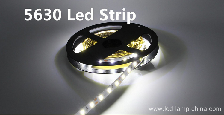 Restaurants use 5630 led strip