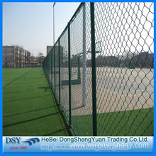 America Standard Plastic Chain Link Fence