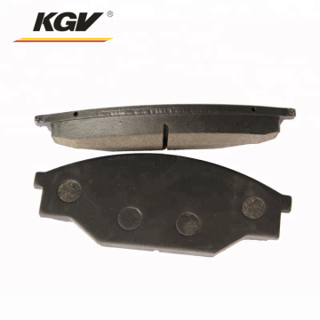 Front Auto Brake Pads For Toyota 04491-26030