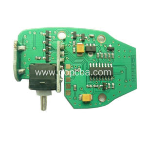 Fast Turn DVB Printed Circuit Board Assembly Services