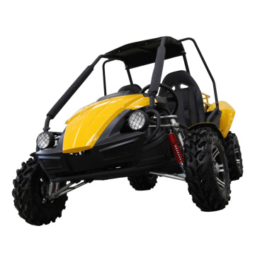 two seat off road CVT buggy go karts