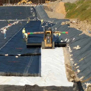 Geomembranes for Earth Reinforcement