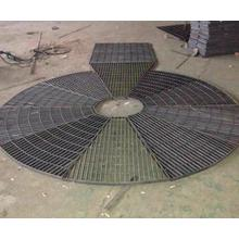 30*3 round galvanized metal grating