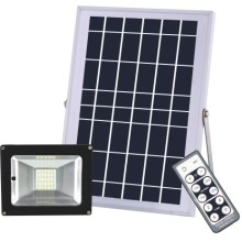 15W LED Solar Flood Lights