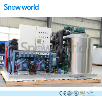 Snow World 10T Flake ice machine