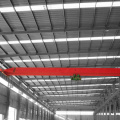 16T Single Girder Overhead Crane Exported To India
