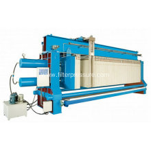 Filter-Cloth Washing Pottery Cast Iron Filter Press