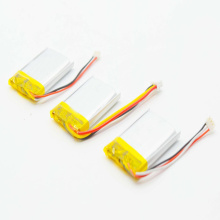 Slim Lithium Battery small 3.7V rechargeable battery
