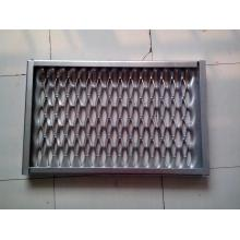 Electro Galvanized Perforated Safety Grating