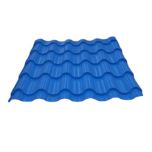 Best Price for for Glazed Steel Roofing Tile Price of Steel Sheet Metal Roof export to India Suppliers
