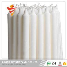 Easter decoration candle home use white candle