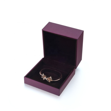 Purple Luxury Jewelry Packaging Boxes Wholesale