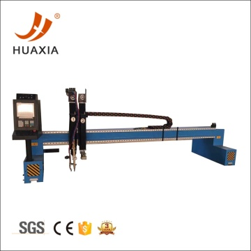 CNC gantry flame sheet cutting machine
