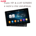 Android 2din universal car dvd player gps