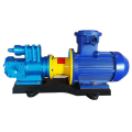 Three screw type magnetic oil transfer pump