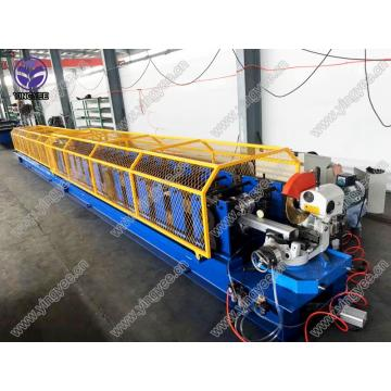automatic round downspout roll forming machine