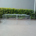 Bridge Protection Gabion Mesh For Retaining Wall
