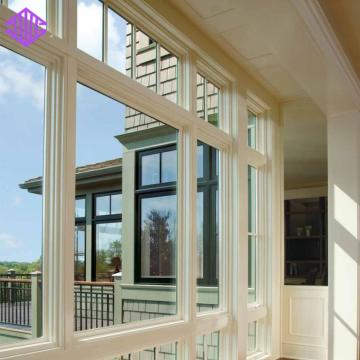 Lingyin Construction Materials Ltd factory powder coating aluminium sliding window