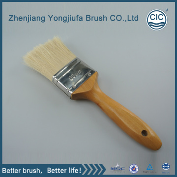 high quality paint brush with wooden handle