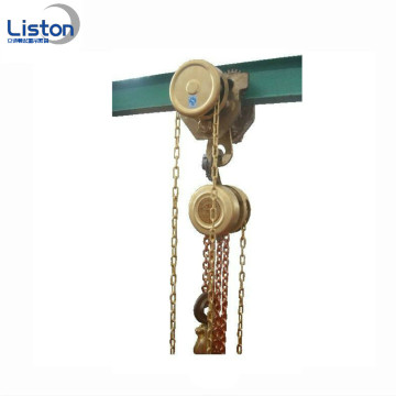 Construction Explosion Proof Hand Chain Hoist