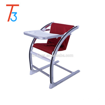 Portable baby high chair baby sitting chair with high quality