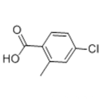 4-CHLORO-2-METHYLBENZOIC ACID CAS 7499-07-2