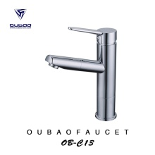 Modern Single Lever Pull Out Vessel Sink Faucet