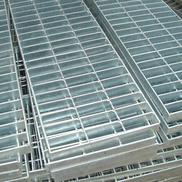 Steel Bar Grid Trench Cover Plate