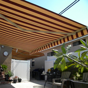 large or small retractable awning