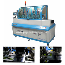 Smart Card Milling Machine Four Heads