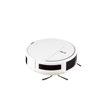 Vacuum cleaner robot using