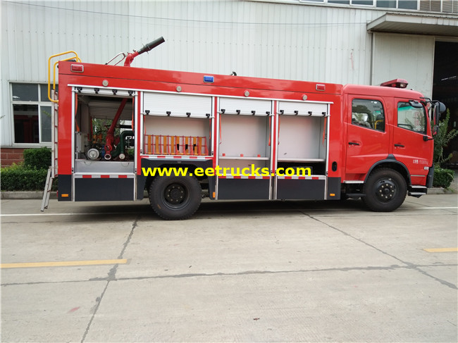 7000 Litres Combined Fire Fighting Trucks
