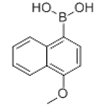 Acide boronique, B- (4-méthoxy-1-naphtalényl) - CAS 219834-95-4