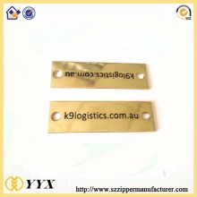 High quality metal id tags for luggage