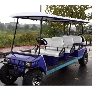 cheap price 8 seats electric golf cart for sale