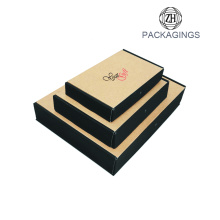Hand-made Airplane Luxury Shipping Packaging Boxes