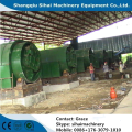 Waste Tire Convert Into Fuel Oil Machine