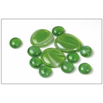 Hot Sale High Quality Glass Gems Decoration