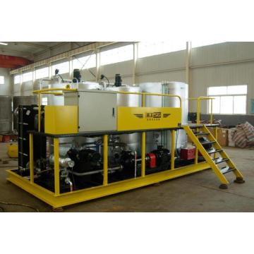 asphalt emulsion plant for road construction
