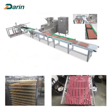 Pure Fish Meat Sticks Extruder Machine for dog