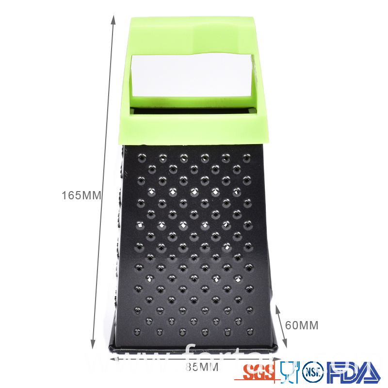 Grater with Plastic Handle