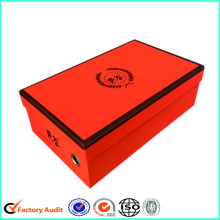 10 Years for Carton Shoe Box Packaging Paper Box Custom Printed Logo export to Venezuela Factory