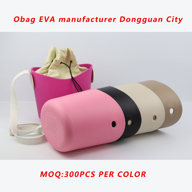 Custom EVA Obag Basket For Ladies