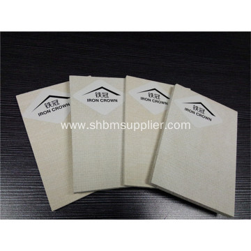 Nature Fireproof Material MgO Board